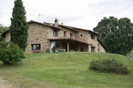 casa increible en finca de 20 ha - Villanueva de la Vera