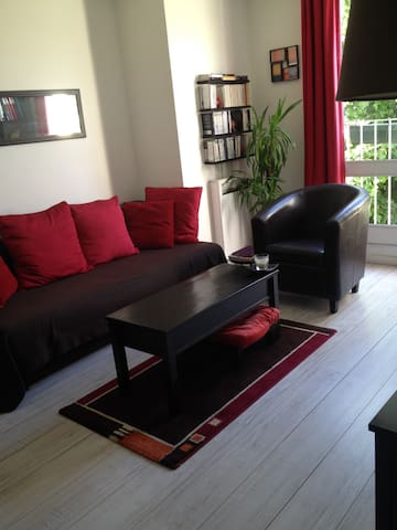 Cosy Flat near Paris - Bagnolet