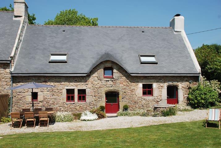 Gite de charme Ria d'Etel - Languidic - Hus