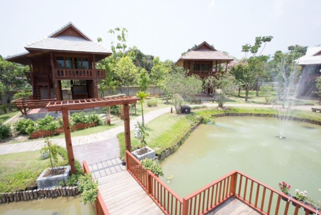 maerim countryhome resort casas en el rbol en alquiler