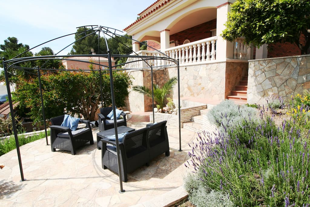 Zona chill out / Chill out area