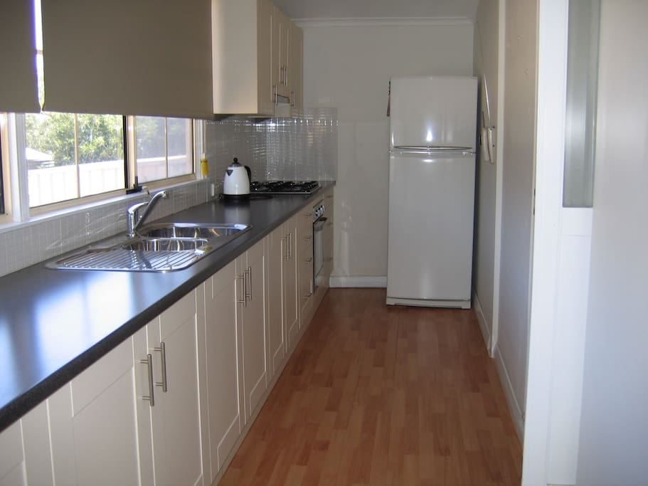 Full self catering kitchen
