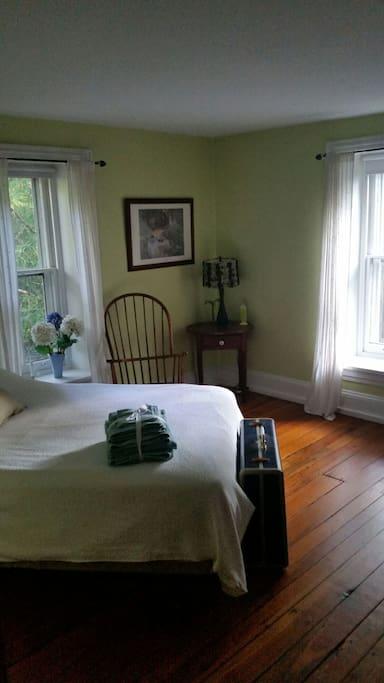 """""""MainLine"""" Guest Bedroom"""