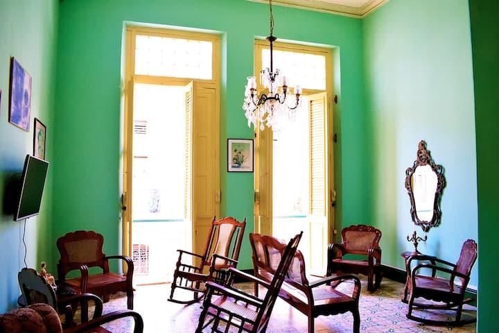 Hostal  Recanto Habana Habitacion Privada 1