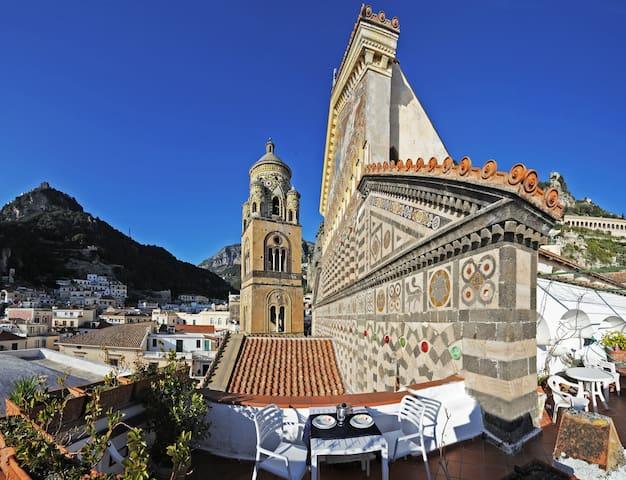 MammaRosanna 2 -Studio flat in Amalfi with terrace