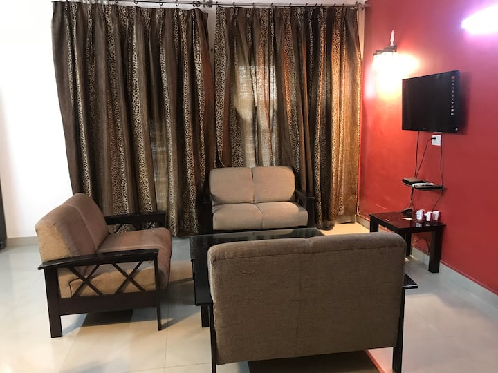 ❤️ Independent 3BHK❤️GK 2 | Excellent Safe Location