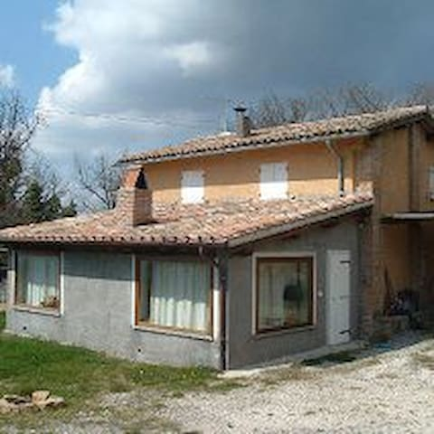Panoramic countryhouse near Orvieto - Acquapendente - Talo