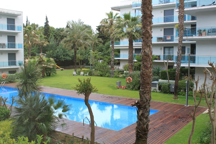 Very good offer from the owner - Lloret de Mar - Appartement