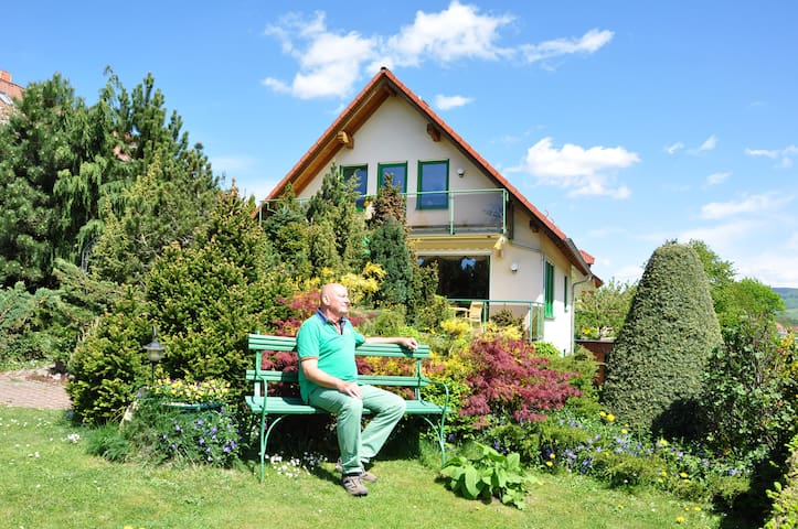 Ferienwohnung Panorama - Schmalkalden - Maison