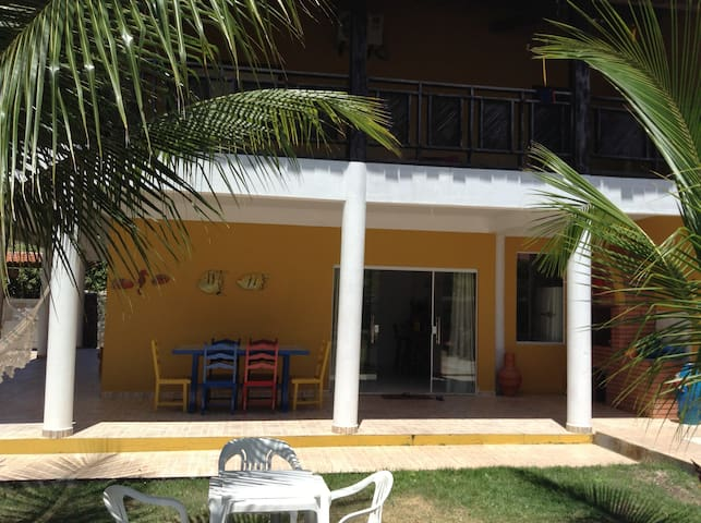 Guaibim, Valença-BA Linda Casa de frente a praia - Guaibim