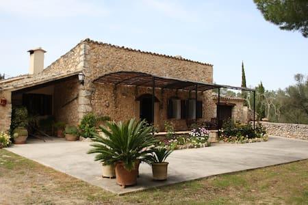 Bonita casa rural con piscina - Lloret de Vista Alegre - Casa