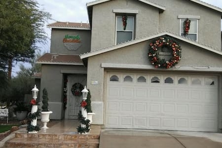 Beautiful 3 bedroom/2.5 bathroom house - Tucson