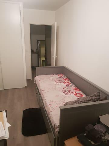 2 chambres doubles chez un particulier à Lyon8