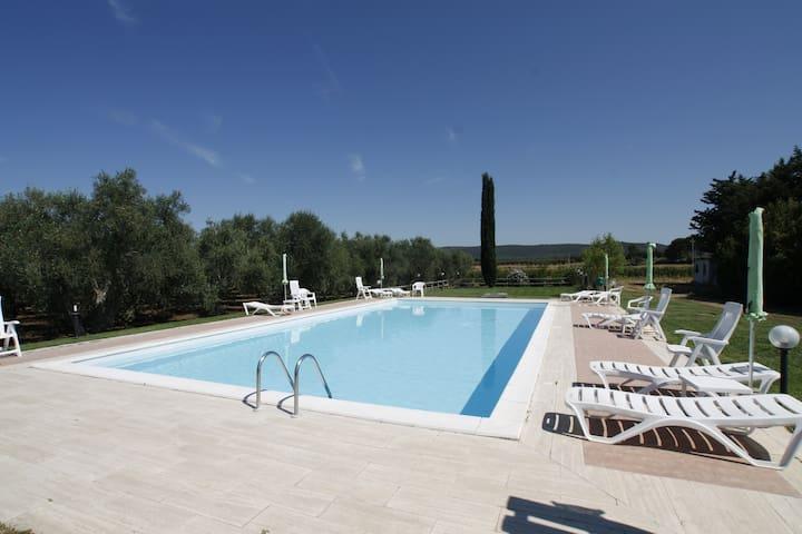 15 km from the Maremman coast - Roselle, Grosseto - Apartment