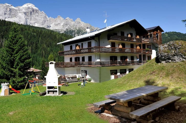 apartments in dolomite unesco  - Zoldo Alto - Apartamento