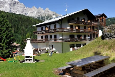 apartments in dolomite unesco  - Zoldo Alto