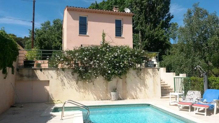 Villa avec Piscine à usage exclusif, Climatisation