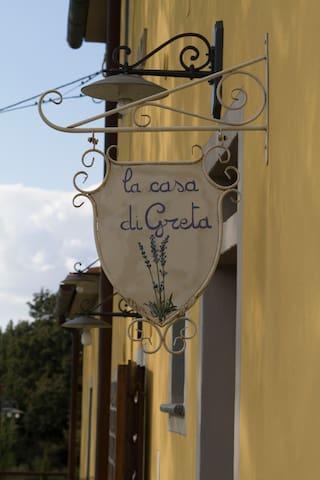 casa vacanza in cascinale toscano - Ghizzano - Apartamento