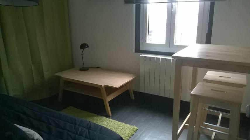 Logement calme et ensoleillé terrasse barbecue - Périgueux - Lägenhet