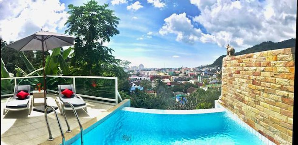 Amazing 2 Bedroom Apartment close to Patong Beach