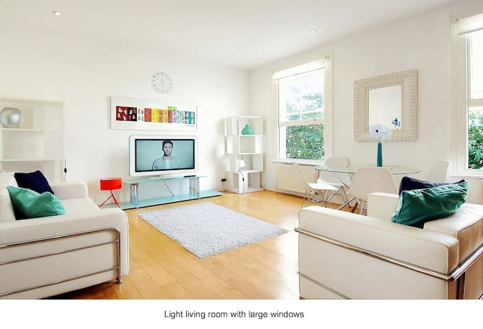 Central Stunning Modern Apartment for 4 Guests - London - Lägenhet