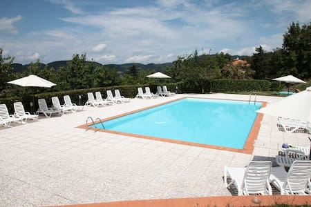 Farmvillage with pool near Florence - Consuma - アパート