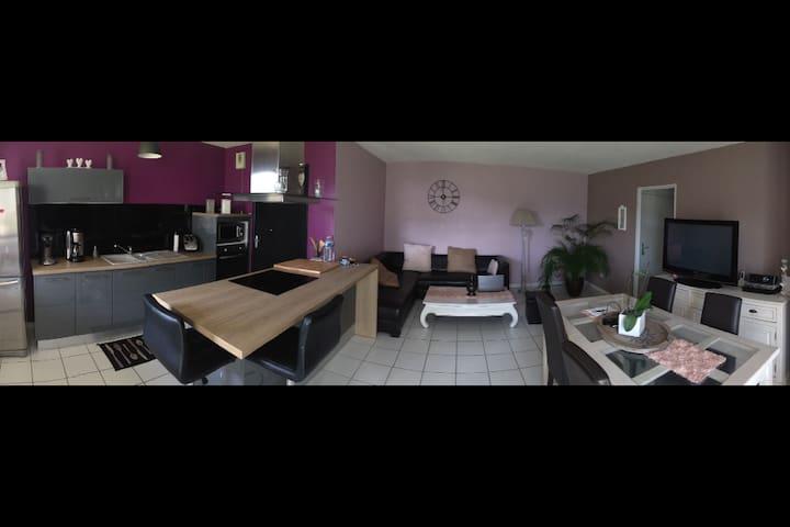 APPARTEMENT PROCHE CIRCUIT DES 24H - Allonnes - Apartment