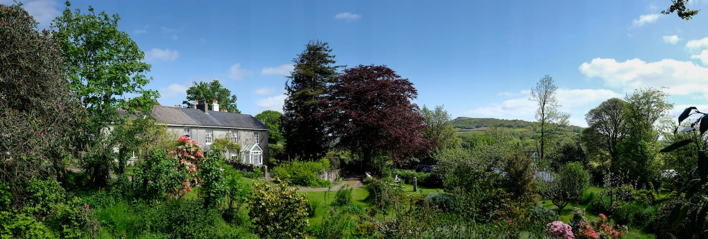 Dartmoor B&B: The Orchard Room - South Brent - Bed & Breakfast