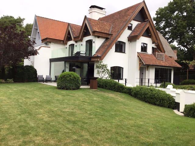 Gezellige suite in het hartje Knokke-Zoute