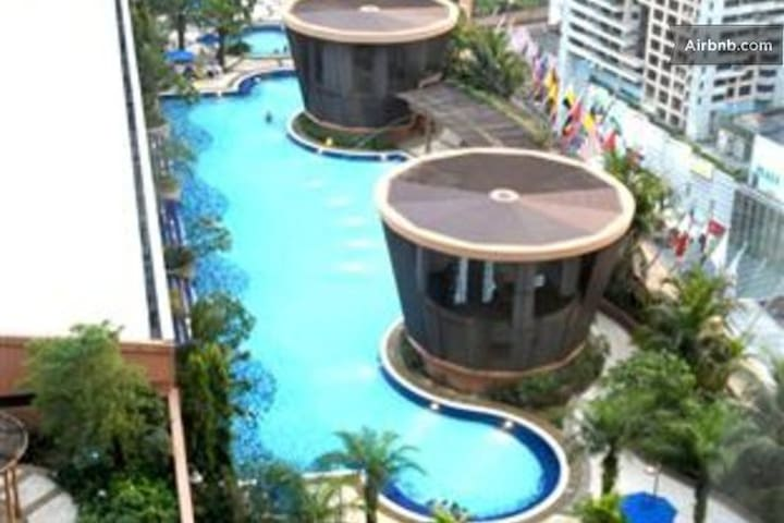 Times Square KL-1-bedroom suites - Kuala Lumpur - Appartement