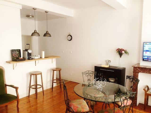 Appart**** 55m² Hôtel Ville Beffroi - Arras - Wohnung
