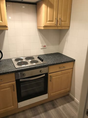City centre apartment- St. Paul's square