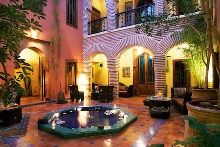 Location de villas marrakech airbnb for Airbnb marrakech