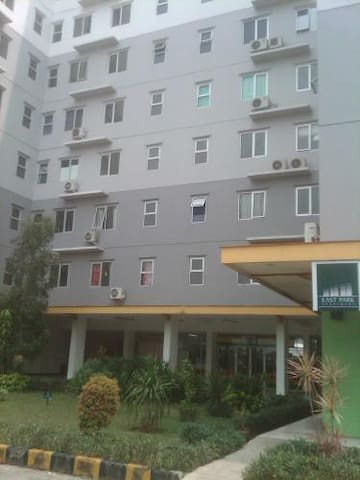 Shared Room East Park Apartement at East Jakarta - East Jakarta - Appartement