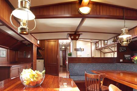 4 Bed Cabin on Sailing Ship in Enkhuizen (Nr.3) - Enkhuizen