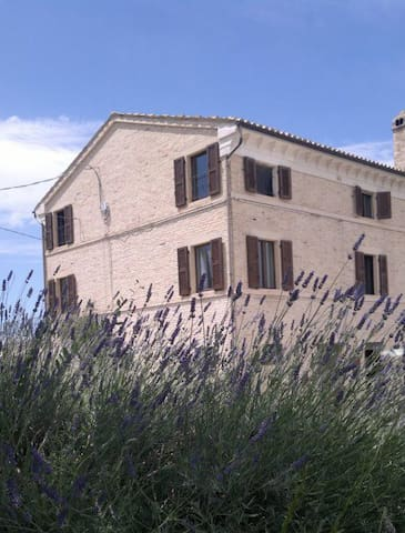 B&B ITALY - MARCHE - near the sea - Province of Fermo - Гестхаус