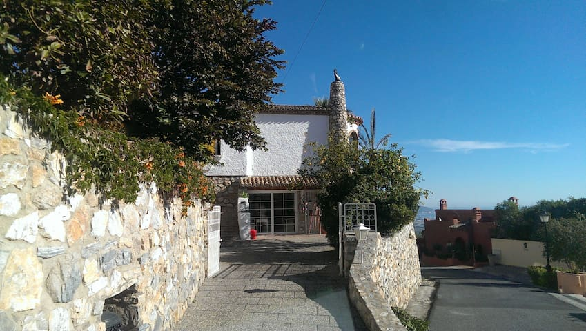 Salobrena Villa Kunterbunt - Salobreña - Haus