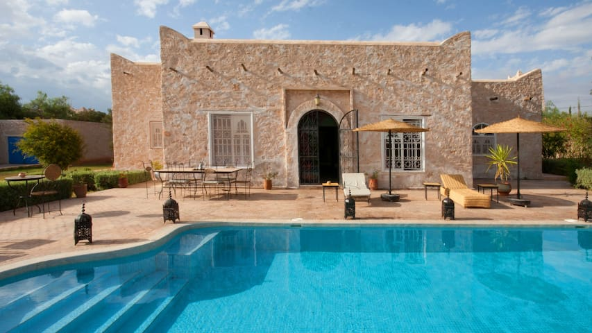 Villa Ghita - Essaouira - Bouzama - Essaouira