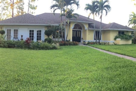 2-Acre Tropical Retreat West Palm - Loxahatchee