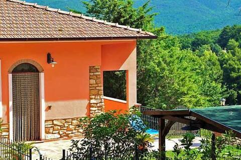 Villa in Campagna Toscana vicino al mare