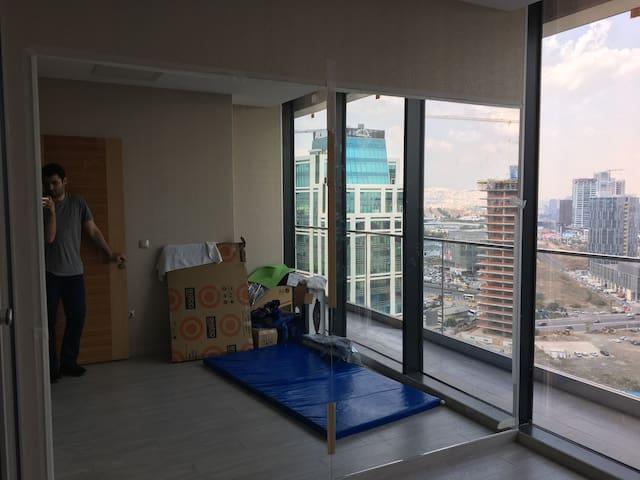 Şık ve rahat tek kişilik oda - Keçiören  - Apartamento