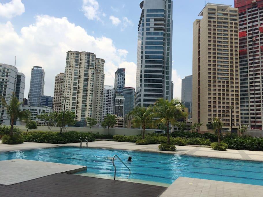 Jazz Residences New 5 Star Condo Wohnungen Zur Miete In Makati Metro Manila Philippinen