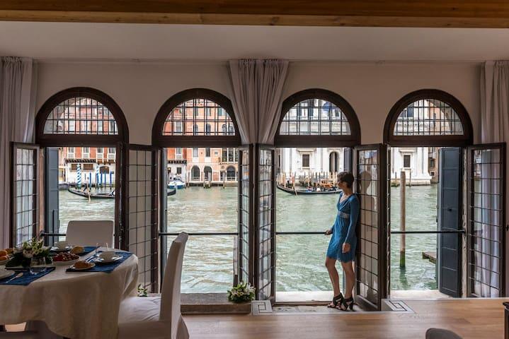 Love Canal Grande Venezia - Venedig - Wohnung