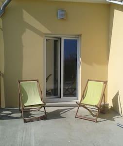 Chambre avec salle de bain privée - Domgermain - Casa