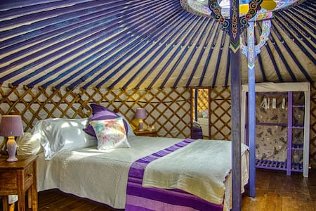 YURT - In Tuscany 9 km fro the sea - Montescudaio - Iurta