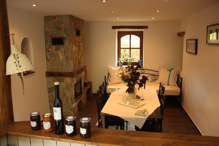 Resting Nest - Nagygörbõ - House