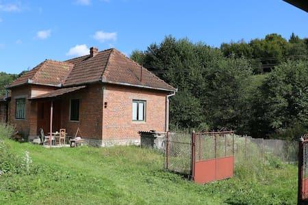 Rustic countryside house - Ilteu - Rumah