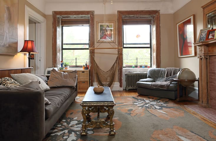 Cheerful, Comfortable & Convenient - Nueva York - Apartamento