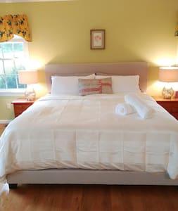 Blue Ridge Suite at Open Heart Inn