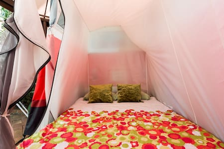 Welcome To Sunset B&B Combi Tent 1 - Surfers Paradise